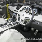Mitsubishi XM Concept interior at the Thai Motor Expo