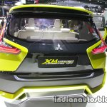 Mitsubishi XM Concept rear at the Thai Motor Expo