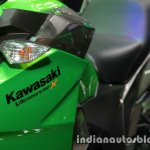 New Kawasaki Versys X300 fairing at Thai Motor Expo