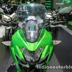 New Kawasaki Versys X300 headlamp Thai Motor Expo