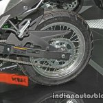 New Kawasaki Versys X300 rear wheel Thai Motor Expo