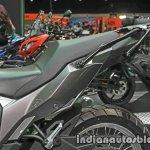 New Kawasaki Versys X300 seat Thai Motor Expo