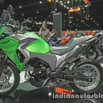 New Kawasaki Versys X300 side Thai Motor Expo