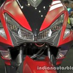 New Yamaha Aerox155 headlamp at Thai Motor Expo
