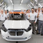 Nissan Kicks dual tone in Resende