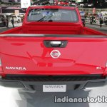 Nissan Navara Black Edition rear at 2016 Thai Motor Expo