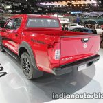 Nissan Navara Black Edition rear three quarters at 2016 Thai Motor Expo