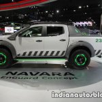 Nissan Navara EnGuard Concept left side at 2016 Thai Motor Expo