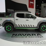 Nissan Navara EnGuard Concept profile at 2016 Thai Motor Expo