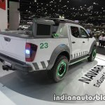 Nissan Navara EnGuard Concept rear three quarters at 2016 Thai Motor Expo
