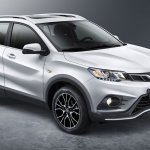 Pininfarina-designed SEM DX3 front three quarter unveiled