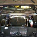 Porsche Macan R4 engine bay