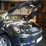 Porsche Macan R4 engine
