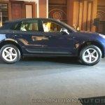 Porsche Macan R4 profile
