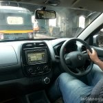 Renault Kwid 1.0L Easy-R AMT driving Review
