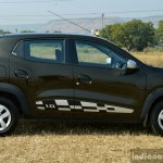 Renault Kwid 1.0L Easy-R AMT side Review