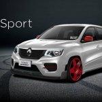 Renault Kwid Sport by Nico Prasetya