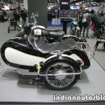 Royal Enfield Classic 500 sidecar at Thai Motor Expo.jpg