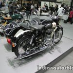 Royal Enfield Classic 500 sidecar rear three quarter right at Thai Motor Expo.jpg