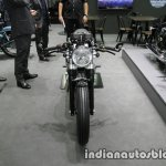 Royal Enfield Continental GT Libero Moto front at Thai Motor Expo