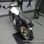 Royal Enfield Continental GT Libero Moto rear three quarter left at Thai Motor Expo
