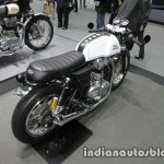 Royal Enfield Continental GT Libero Moto rear three quarter right at Thai Motor Expo