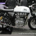 Royal Enfield Continental GT Libero Moto side at Thai Motor Expo