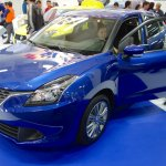 suzuki-baleno-blue-at-the-bogota-motor-show