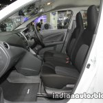 Suzuki Celerio Limited interior at Thai Motor Expo