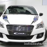 Suzuki Ciaz RS with body graphics front 2016 Thai  Motor Expo