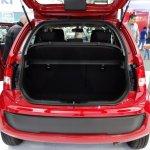 Suzuki Ignis boot at 2016 Bogota Auto Show