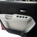 Suzuki Ignis door panel at 2016 Bogota Auto Show