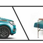 Suzuki Ignis iUNIQUE exterior details