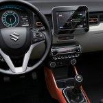 Suzuki Ignis iUNIQUE interior