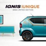 Suzuki Ignis iUNIQUE profile