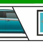 Suzuki Ignis iUNIQUE side details