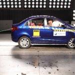 Tata Zest Global NCAP testing