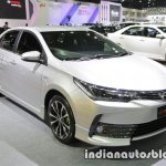 Toyota Corolla ESport front three quarters right side at 2016 Thai Motor Expo