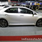 Toyota Corolla ESport profile at 2016 Thai Motor Expo