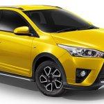 Toyota Yaris TRD Sportivo special edition front three quarter Thailand