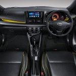 Toyota Yaris TRD Sportivo special edition interior Thailand