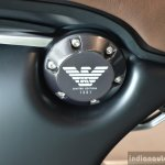 Vespa 946 Emporio Armani badge launched