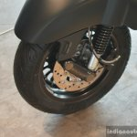 Vespa 946 Emporio Armani disc brake launched