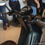 Vespa 946 Emporio Armani handlebar launched