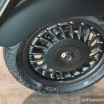 Vespa 946 Emporio Armani wheel launched