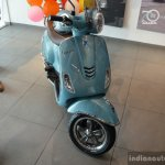 Vespa VXL 70th Anniversary Edition front launched