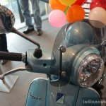 Vespa VXL 70th Anniversary Edition handlebar launched