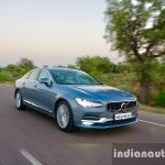 volvo-s90-front-three-quarter-rolling-review