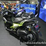 Yamaha Aerox155 rear three quarter at Thai Motor Expo