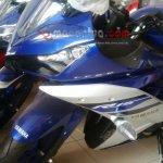Yamaha R15 v2.0 spyshot side fairing